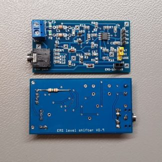 iRT modified EMS board